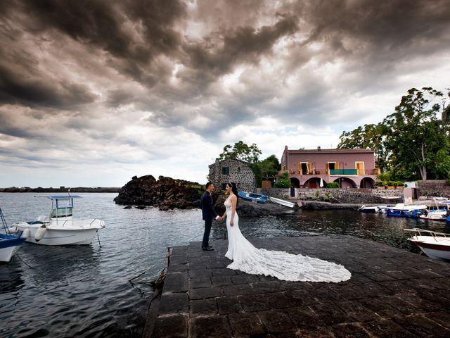 Il matrimonio di Roberto e Claudia a Fiumedinisi, Messina 28