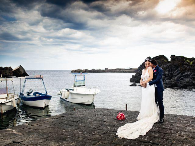 Il matrimonio di Roberto e Claudia a Fiumedinisi, Messina 30