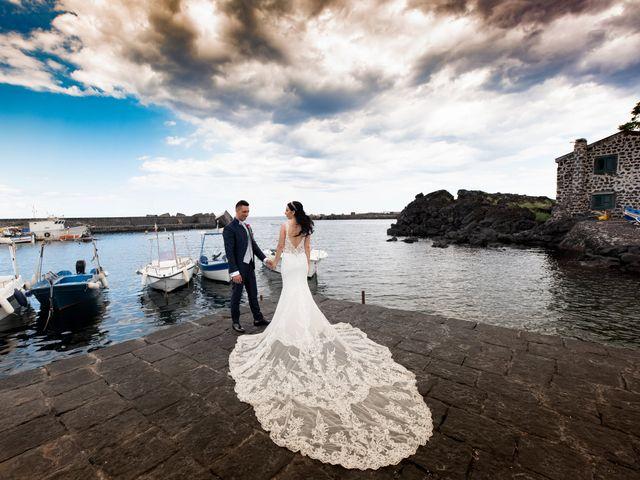 Il matrimonio di Roberto e Claudia a Fiumedinisi, Messina 31