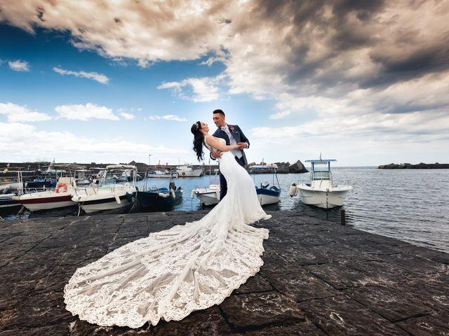 Il matrimonio di Roberto e Claudia a Fiumedinisi, Messina 32