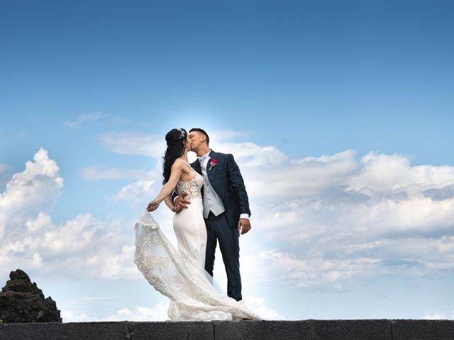 Il matrimonio di Roberto e Claudia a Fiumedinisi, Messina 33