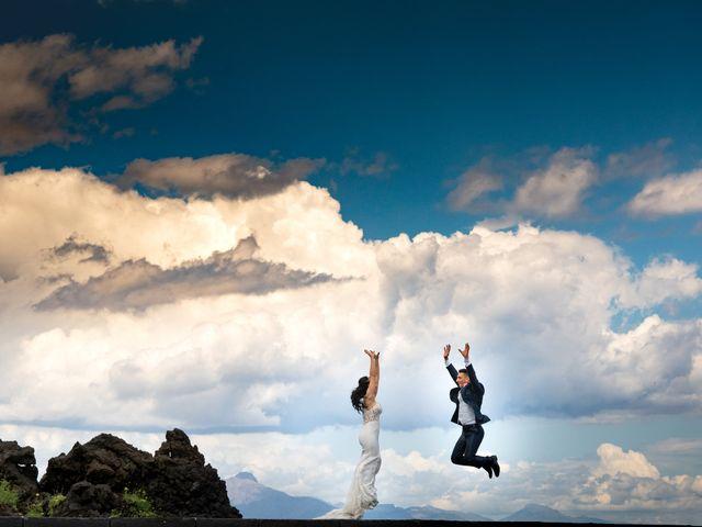 Il matrimonio di Roberto e Claudia a Fiumedinisi, Messina 34