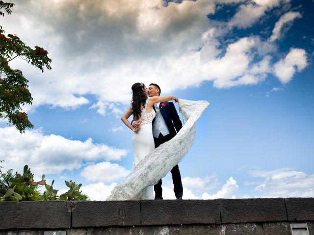 Il matrimonio di Roberto e Claudia a Fiumedinisi, Messina 37