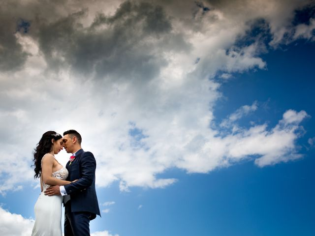 Il matrimonio di Roberto e Claudia a Fiumedinisi, Messina 39