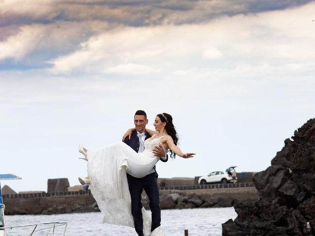Il matrimonio di Roberto e Claudia a Fiumedinisi, Messina 41