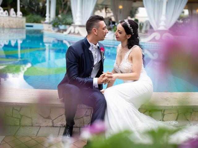Il matrimonio di Roberto e Claudia a Fiumedinisi, Messina 43