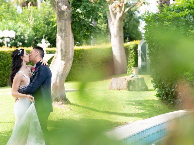 Il matrimonio di Roberto e Claudia a Fiumedinisi, Messina 44