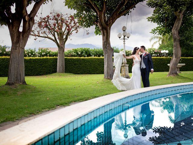 Il matrimonio di Roberto e Claudia a Fiumedinisi, Messina 45