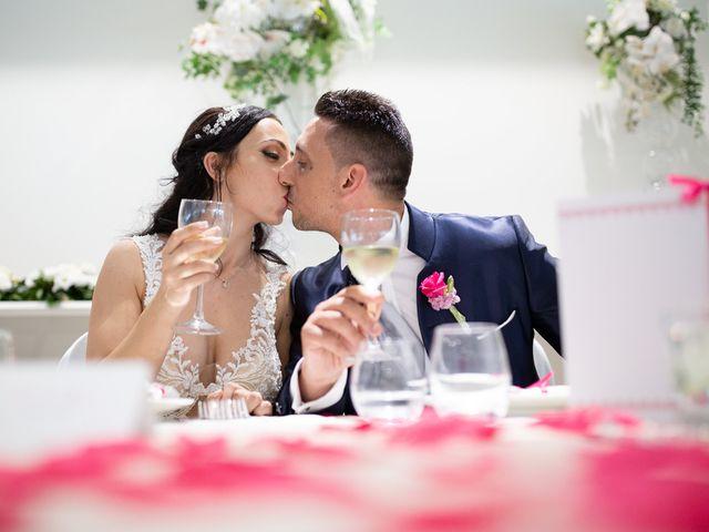 Il matrimonio di Roberto e Claudia a Fiumedinisi, Messina 49