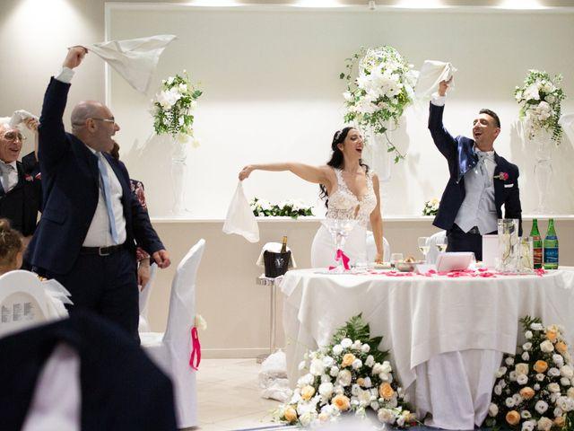 Il matrimonio di Roberto e Claudia a Fiumedinisi, Messina 50