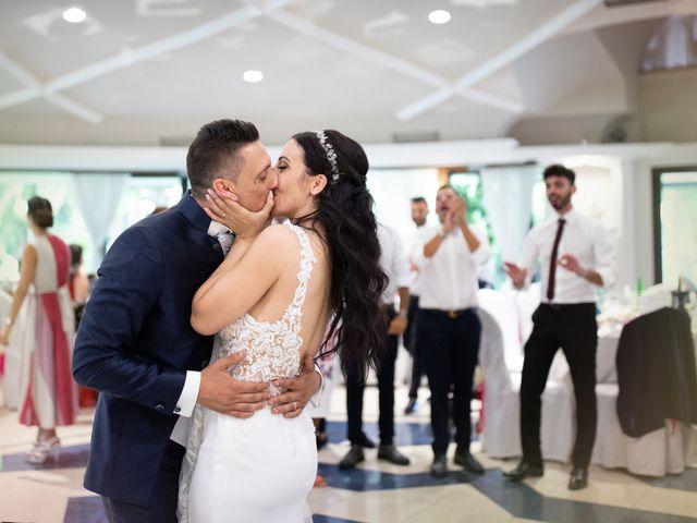 Il matrimonio di Roberto e Claudia a Fiumedinisi, Messina 55