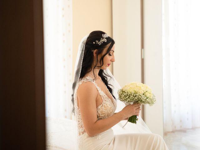 Il matrimonio di Roberto e Claudia a Fiumedinisi, Messina 72