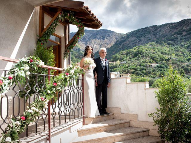 Il matrimonio di Roberto e Claudia a Fiumedinisi, Messina 73