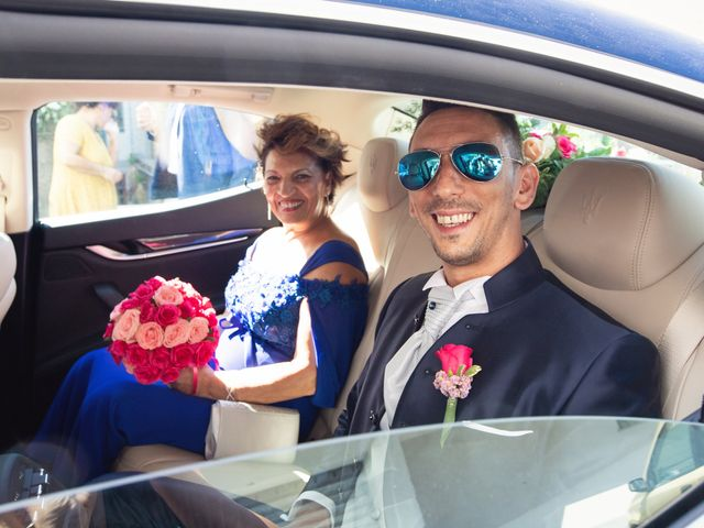 Il matrimonio di Roberto e Claudia a Fiumedinisi, Messina 97