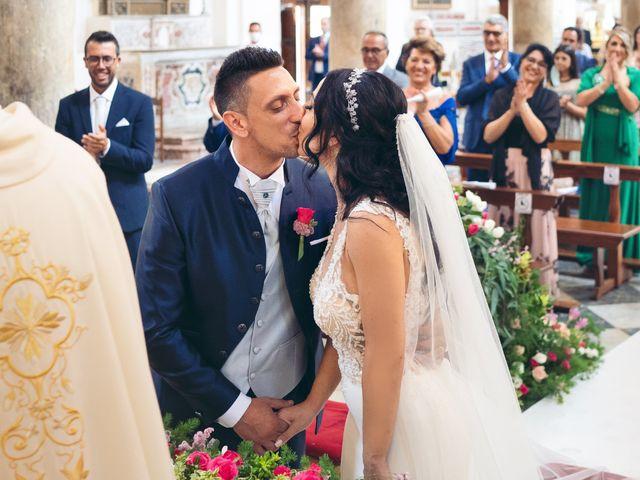 Il matrimonio di Roberto e Claudia a Fiumedinisi, Messina 101