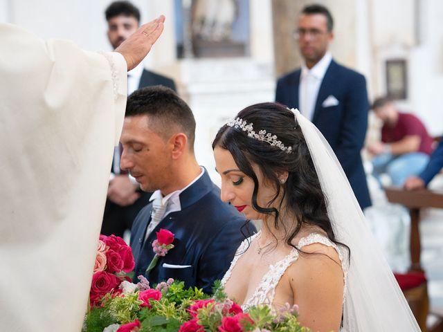 Il matrimonio di Roberto e Claudia a Fiumedinisi, Messina 102