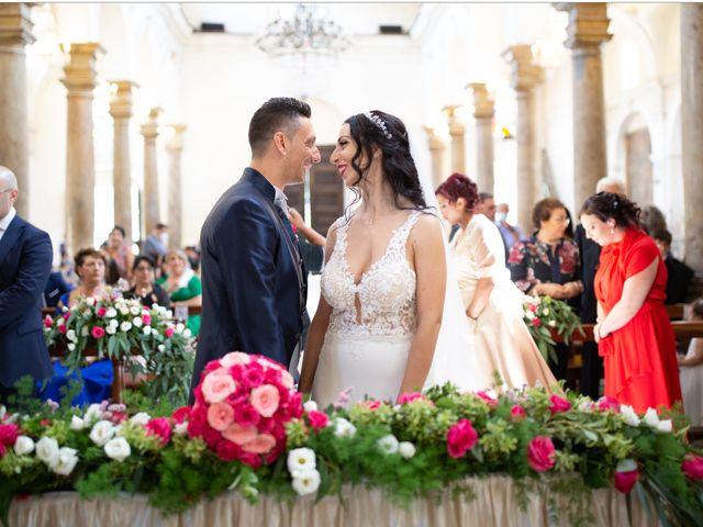 Il matrimonio di Roberto e Claudia a Fiumedinisi, Messina 104