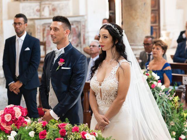 Il matrimonio di Roberto e Claudia a Fiumedinisi, Messina 105