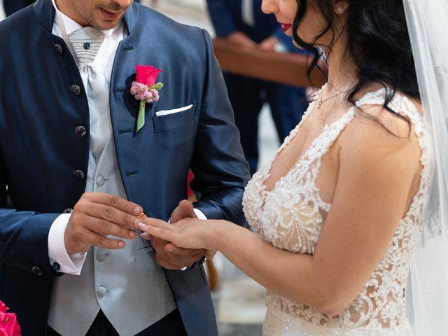 Il matrimonio di Roberto e Claudia a Fiumedinisi, Messina 106