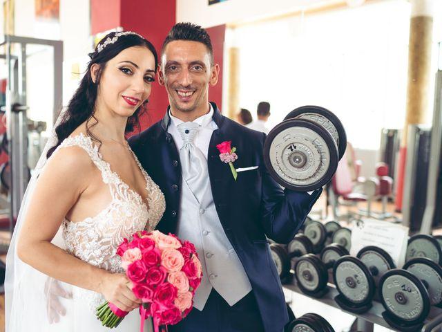 Il matrimonio di Roberto e Claudia a Fiumedinisi, Messina 108