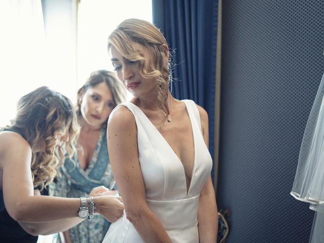 Il matrimonio di Sacha e Valentina a Nettuno, Roma 20