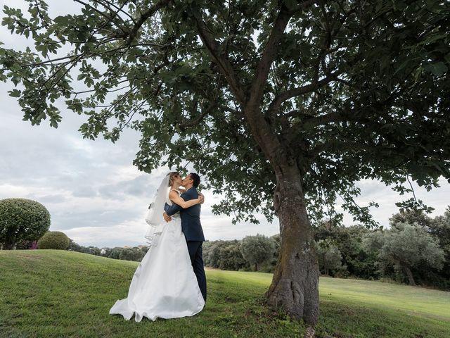 Le nozze di Valentina e Sacha