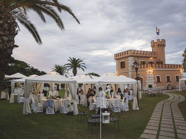 Il matrimonio di Sacha e Valentina a Nettuno, Roma 40