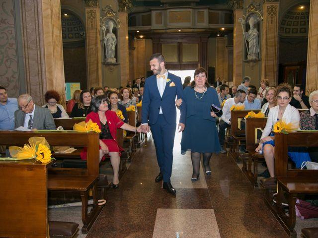 Il matrimonio di Luca e Giulia a Vigevano, Pavia 15