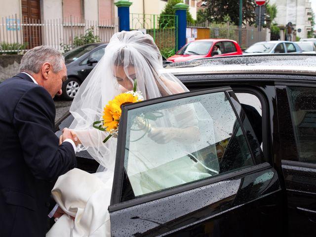 Il matrimonio di Luca e Giulia a Vigevano, Pavia 17