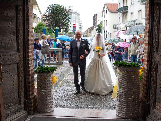 Il matrimonio di Luca e Giulia a Vigevano, Pavia 18
