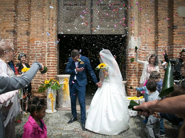 Il matrimonio di Luca e Giulia a Vigevano, Pavia 22