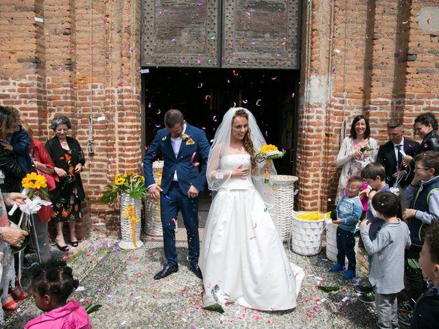 Il matrimonio di Luca e Giulia a Vigevano, Pavia 23