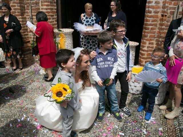 Il matrimonio di Luca e Giulia a Vigevano, Pavia 25