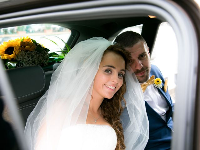 Il matrimonio di Luca e Giulia a Vigevano, Pavia 30
