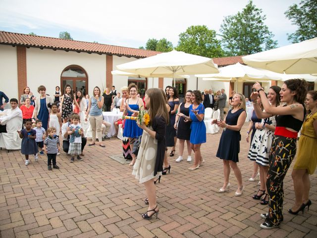 Il matrimonio di Luca e Giulia a Vigevano, Pavia 50