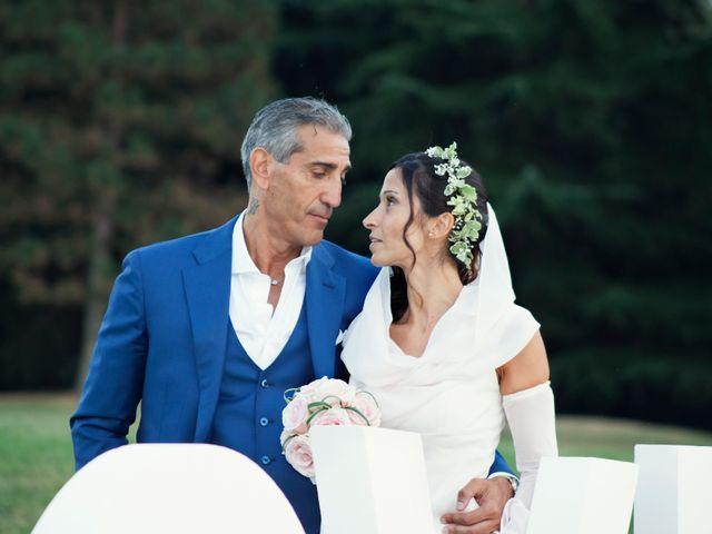 Il matrimonio di Alberto e Giovanna a Magnago, Milano 22