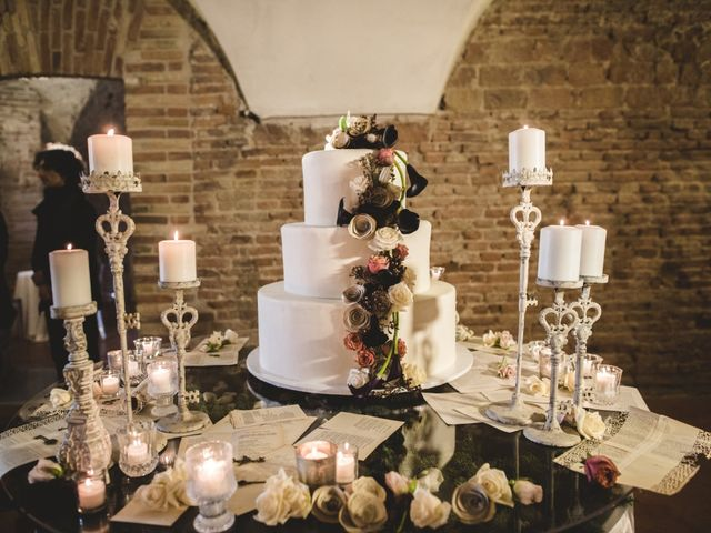 Il matrimonio di Maurizio e Silvia a Mantova, Mantova 53