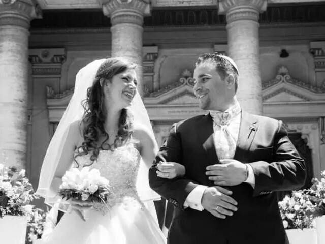 Il matrimonio di Alessia e Maurizio a Roma, Roma 1