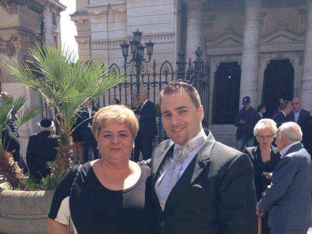 Il matrimonio di Alessia e Maurizio a Roma, Roma 3