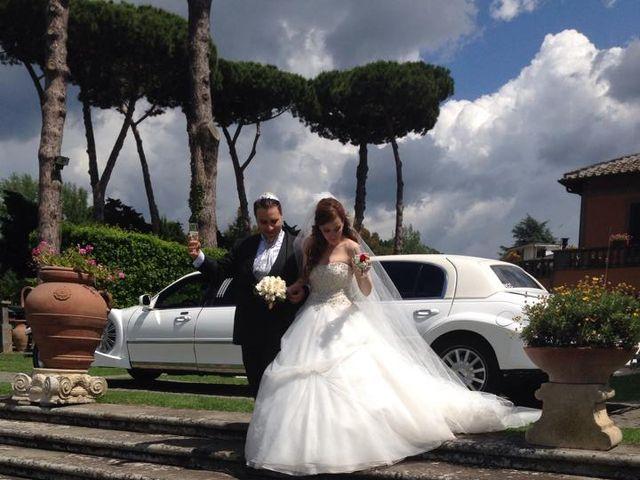 Il matrimonio di Alessia e Maurizio a Roma, Roma 5