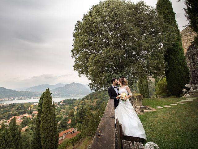 Le nozze di Stella e Cristian