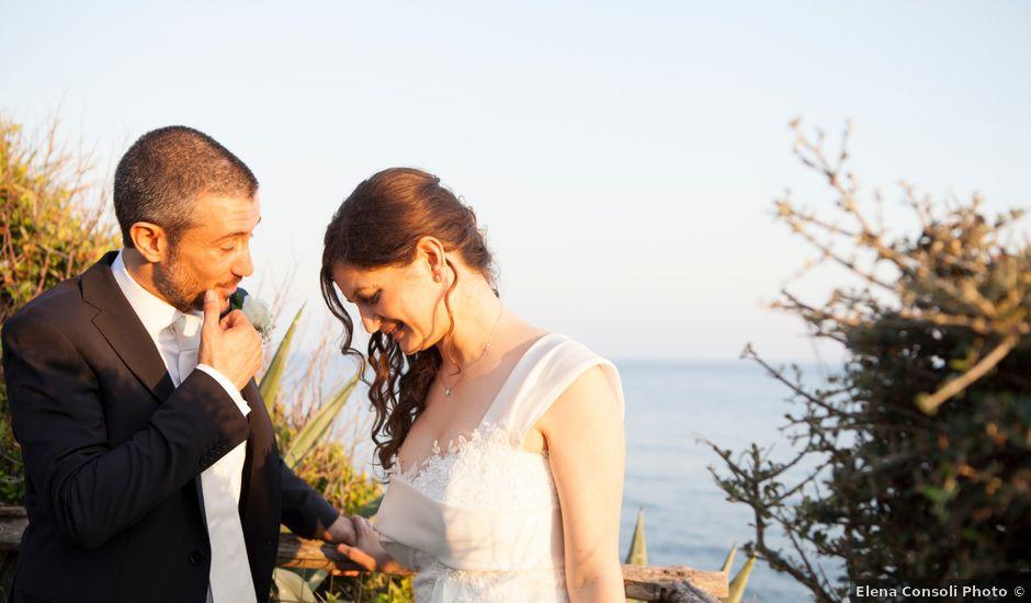 Il matrimonio di Gabriele e Annalisa a Santa Marinella, Roma