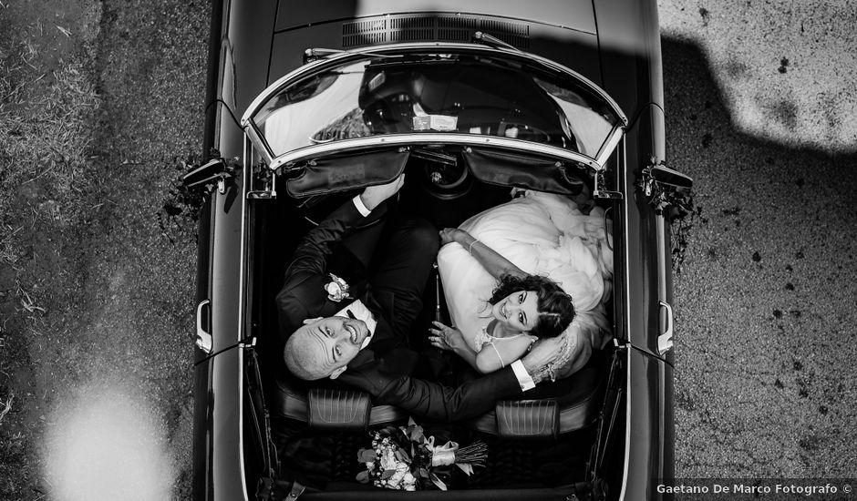 Il matrimonio di Marco e Greta a Capaccio Paestum, Salerno