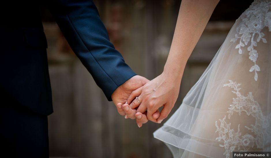 Il matrimonio di Febe e Gionatan a Bari, Bari