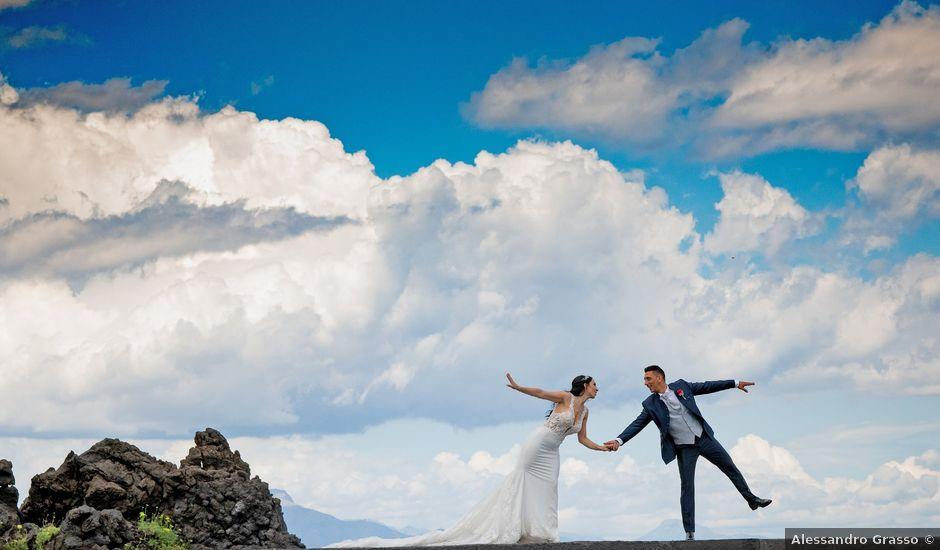 Il matrimonio di Roberto e Claudia a Fiumedinisi, Messina