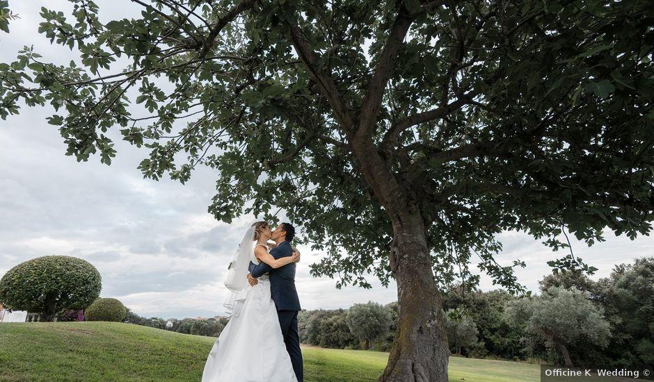 Il matrimonio di Sacha e Valentina a Nettuno, Roma