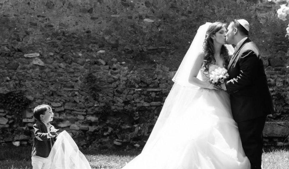 Il matrimonio di Alessia e Maurizio a Roma, Roma
