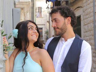 Le nozze di Anna e Pasquale 1
