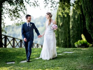 Le nozze di Nicoletta e Gino
