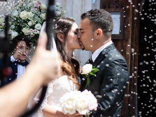 Le nozze di Cindy e Vincenzo